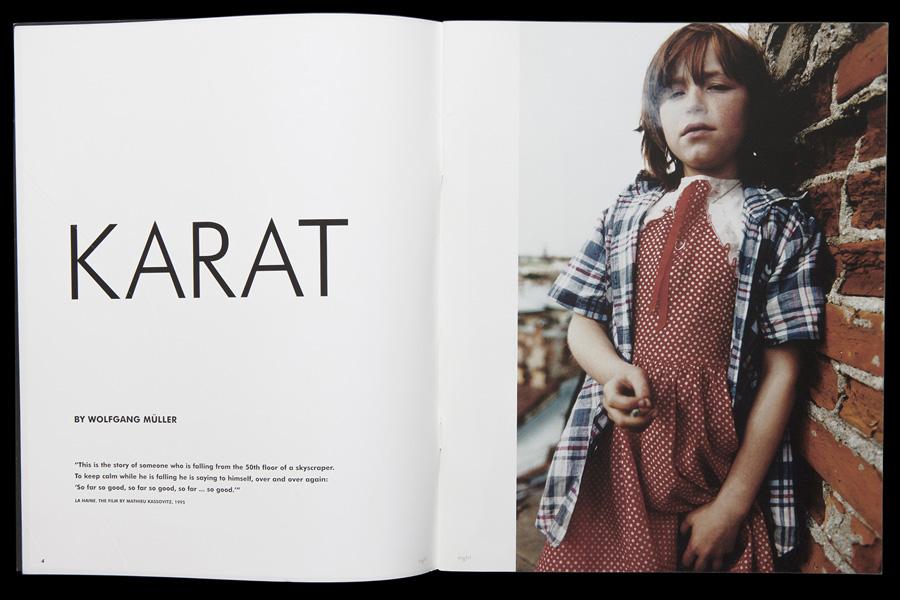 Karat | Eight Photojournalism 09 | 2003