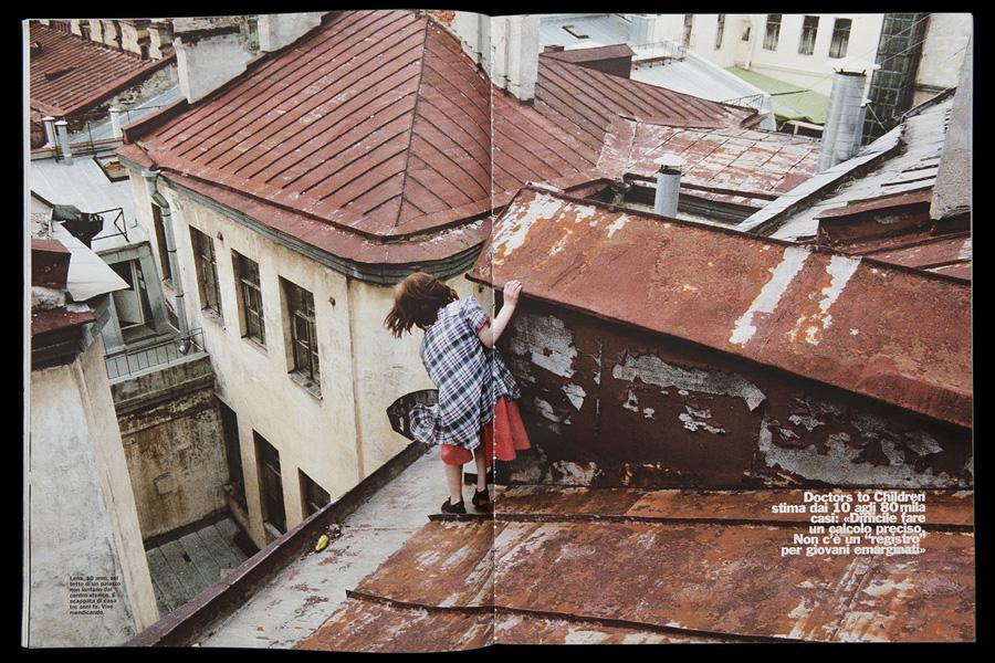 Prospettiva Nevskij | D/ la Repubblica delle Donne 02 | 2006