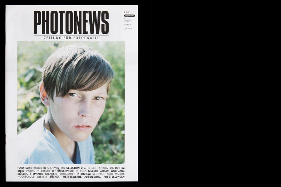 Wolfgang Müller | Photonews 07 | 2003