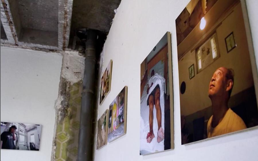"""PIMP THE TIMP Volume II"" China Stories | Xizhimen Flat | ehemaliges Hotel Timp | Köln 2012"